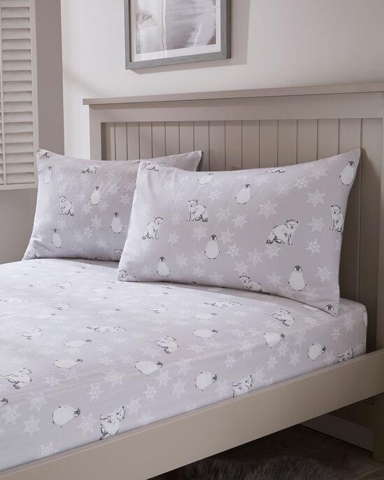 Wonderland Brushed Cotton Sheeting Set