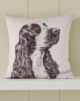 Waggy Dogz Cocker Spaniel Cushion