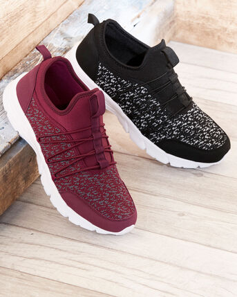 Unbelievably Lightweight Pull-on Trainers