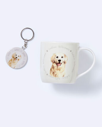 Mug and Keyring Set