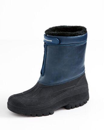 Zip Front Wilderness Boots