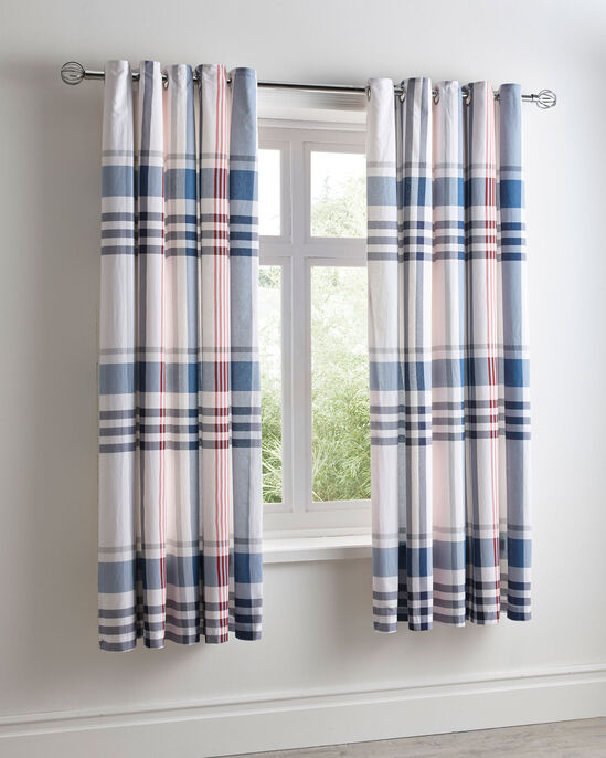 Portland Cotton Eyelet Curtains