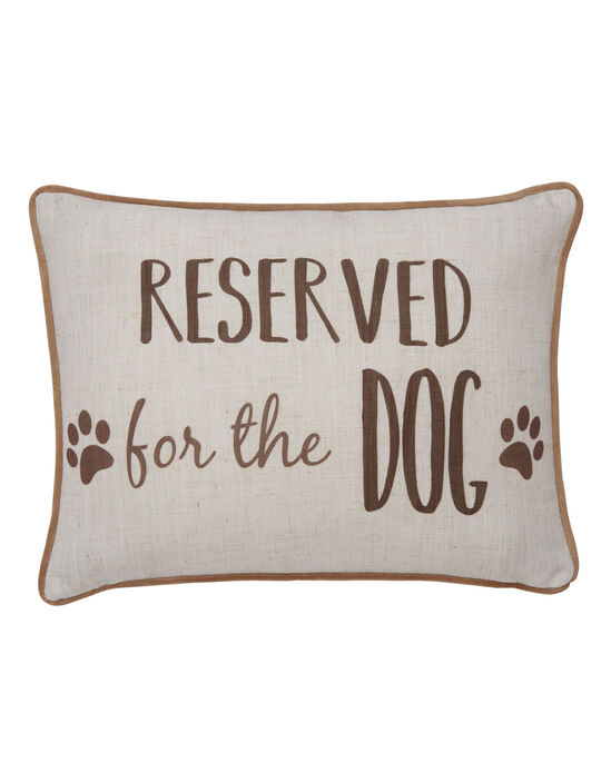 Reserved For... Cushion