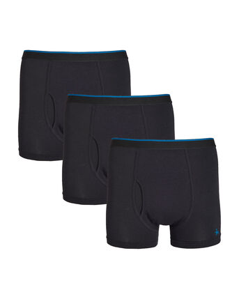 3 Pack Supersoft Trunks