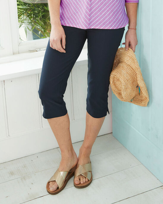 Super Stretchy Crop Trousers