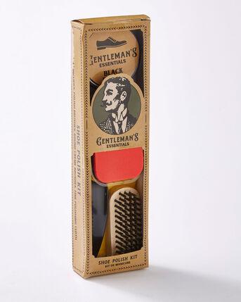 Gentleman's Shoe Shine Kit