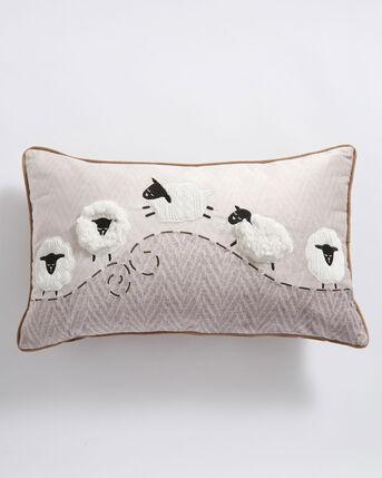 Sheep Fleece Cushion