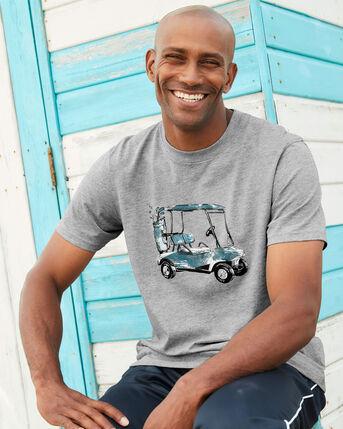 Active Printed T-shirt