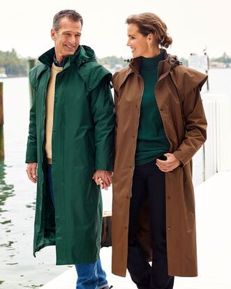 "Waterproof Windermere 50"" Coat"