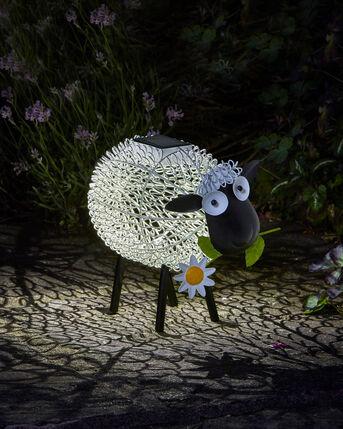 Animal Solar Ornament