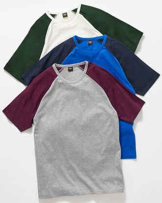 Short Sleeve Contrast T-shirt