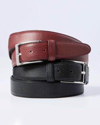 Smart Leather Belt