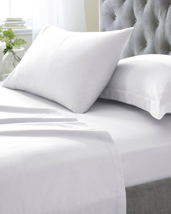 200TC Cotton Percale Standard Pillowcase Pair
