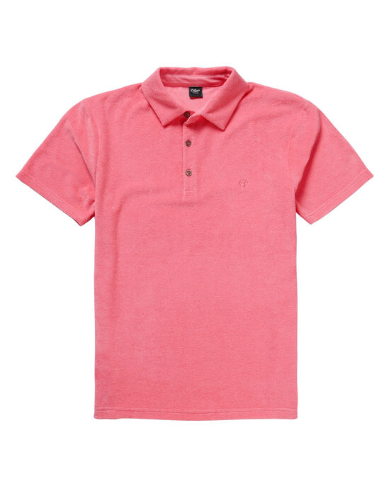 Terry Towelling Polo Shirt at Cotton Traders c36da633d