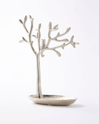 Cat in a Tree Jewellery Stand