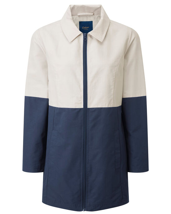 Showerproof Colourblock Jacket