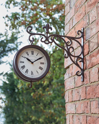 "8"" Station Clock"