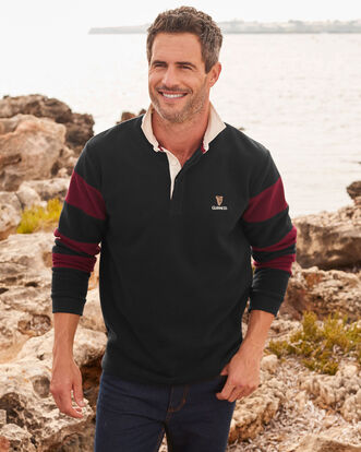 Guinness® Fleece Rugby Shirt