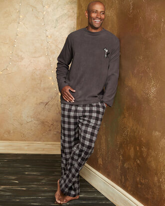 Guinnes Fleece Pyjama Set