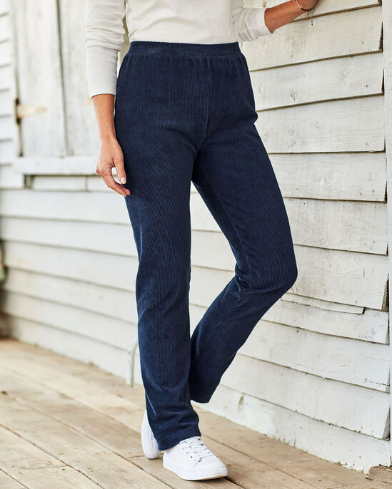 Supersoft Cord Pull-on Trousers