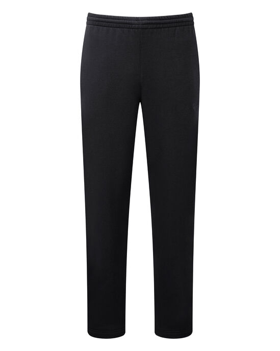 Straight Hem Jog Pants