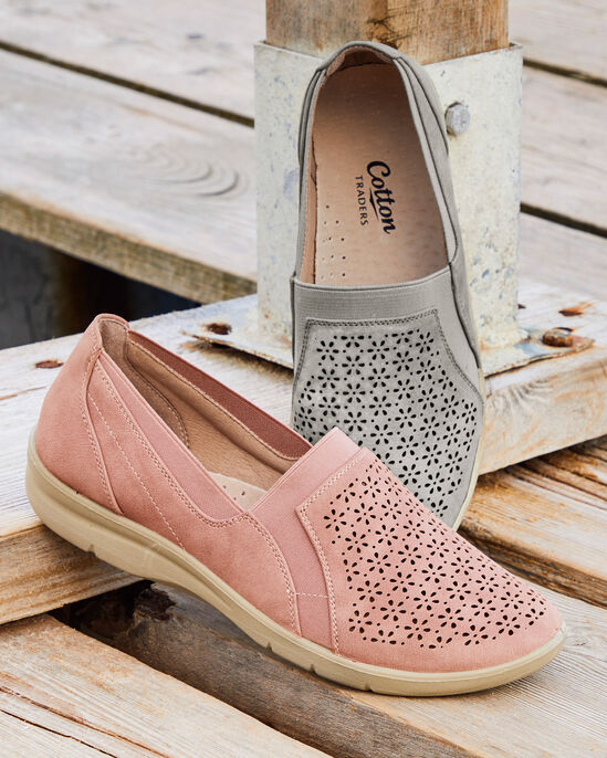 Comfort Easy Fit Shoes