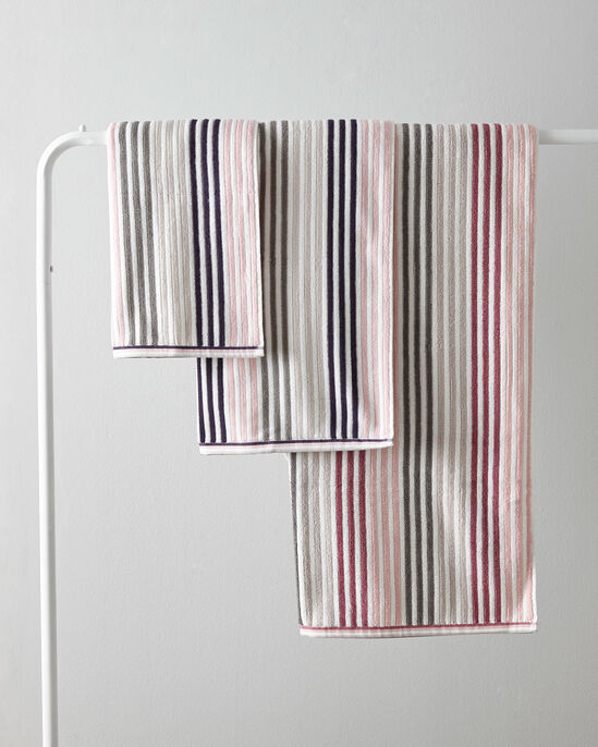 Stripe Bath Towel (550gsm)