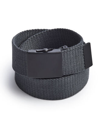 Canvas Belt
