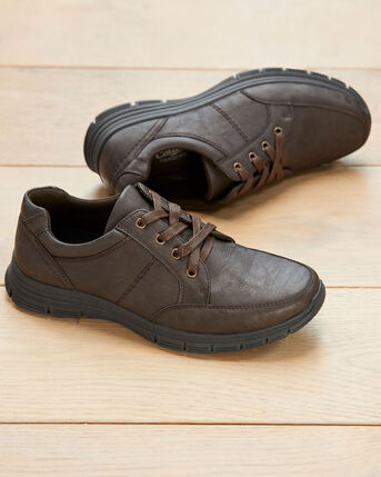Dual Fit Casual Lace-up Shoes