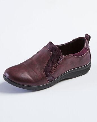 Flexisole Dual Zip Shoes