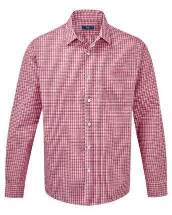 Long Sleeve Wrinkle Free Shirt