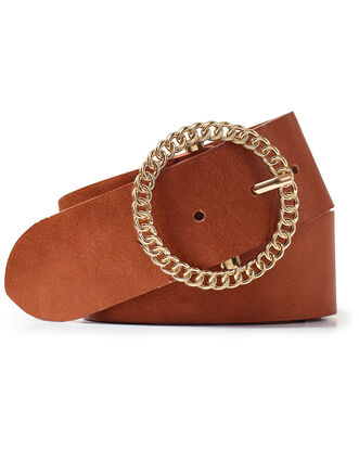 Chain Buckle Belt