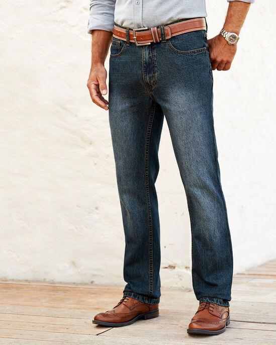 Straight Fit Jeans