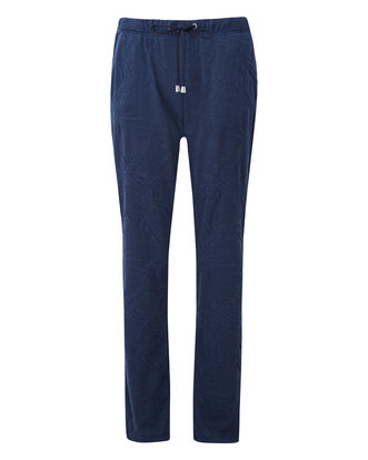 Jersey Jacquard Travel Trousers