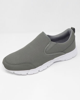 Unbelievably Lightweight Slip-on Trainers