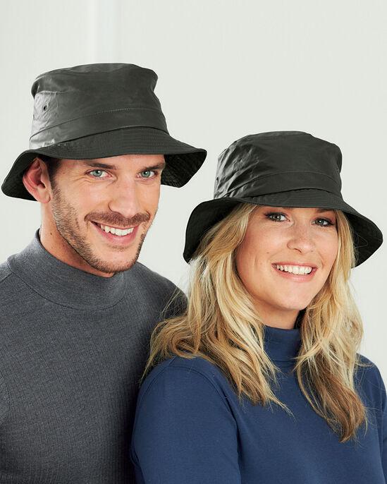 Wax Fedora Hat