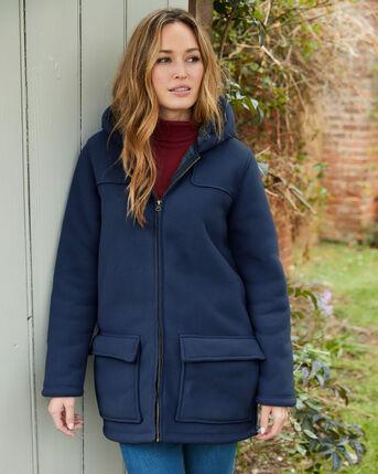 Bonded Fleece Coat