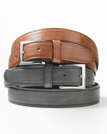 Men's Expanding Leather Lined Belt