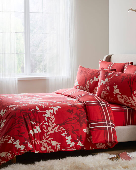 Iona Brushed Cotton Duvet Set
