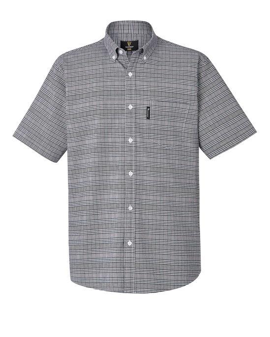 Guinness® Short Sleeve Oxford Check Shirt