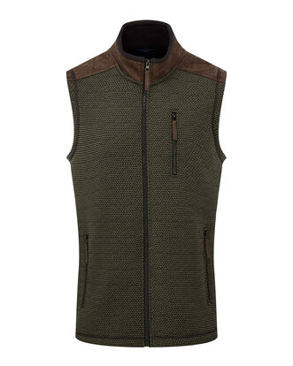 Bonded Fleece Gilet