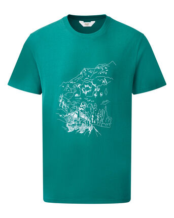 Explorer Printed T-shirt