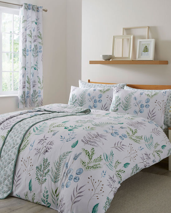 Botanical Cotton Bedspread