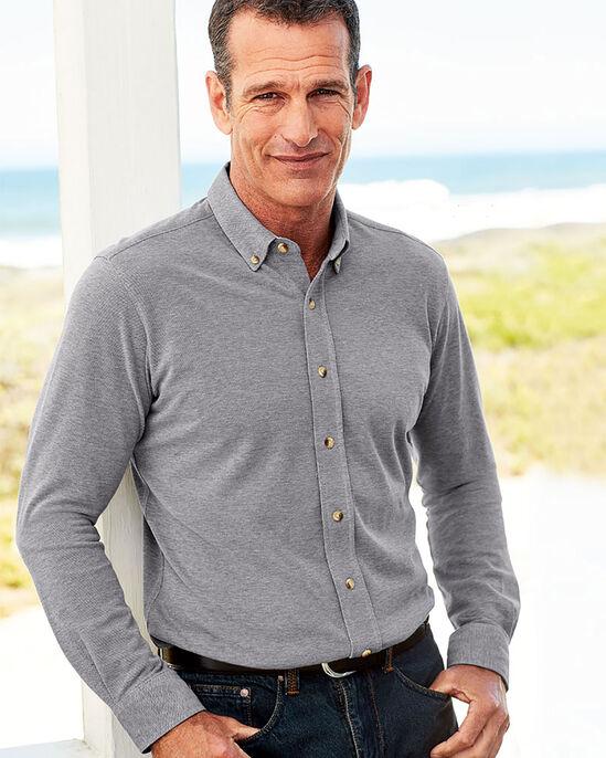 Birdseye Jersey Shirt