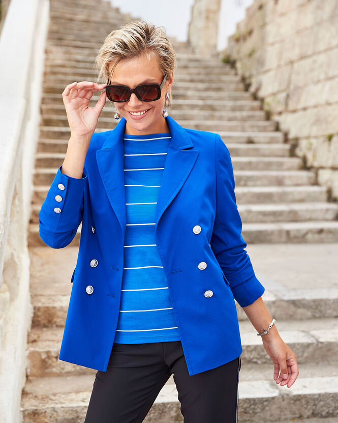 Women's Jackets for All Seasons | The Friday Blazer | By Cotton Traders