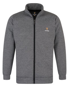 Guinness® Herringbone Bonded Fleece Jacket