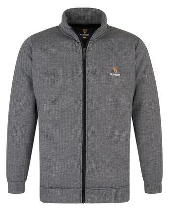 Guinness® Herringbone Bonded Fleece Jacket