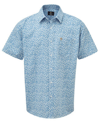 Guinness® Short Sleeve Soft Touch Palm Tree Shirt