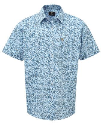 Guinness® Short Sleeve Soft Touch Palm Tree Shirt