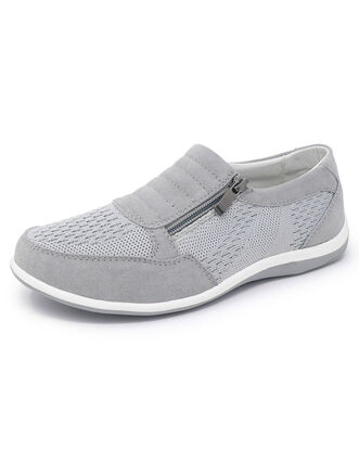 Leisure Flex Side Zip Trainers